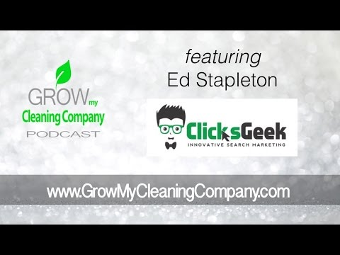 EXPLODE Your Cleaning Company With Pay Per Click Traffic- Discover PPC Now!