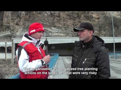 Montenegro: participatory video on climate change.