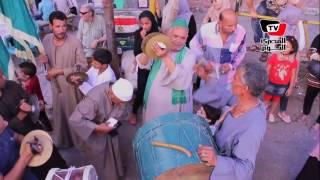 الصوفيون يحتفلون بمولد أبي العباس المرسي بالإسكندرية