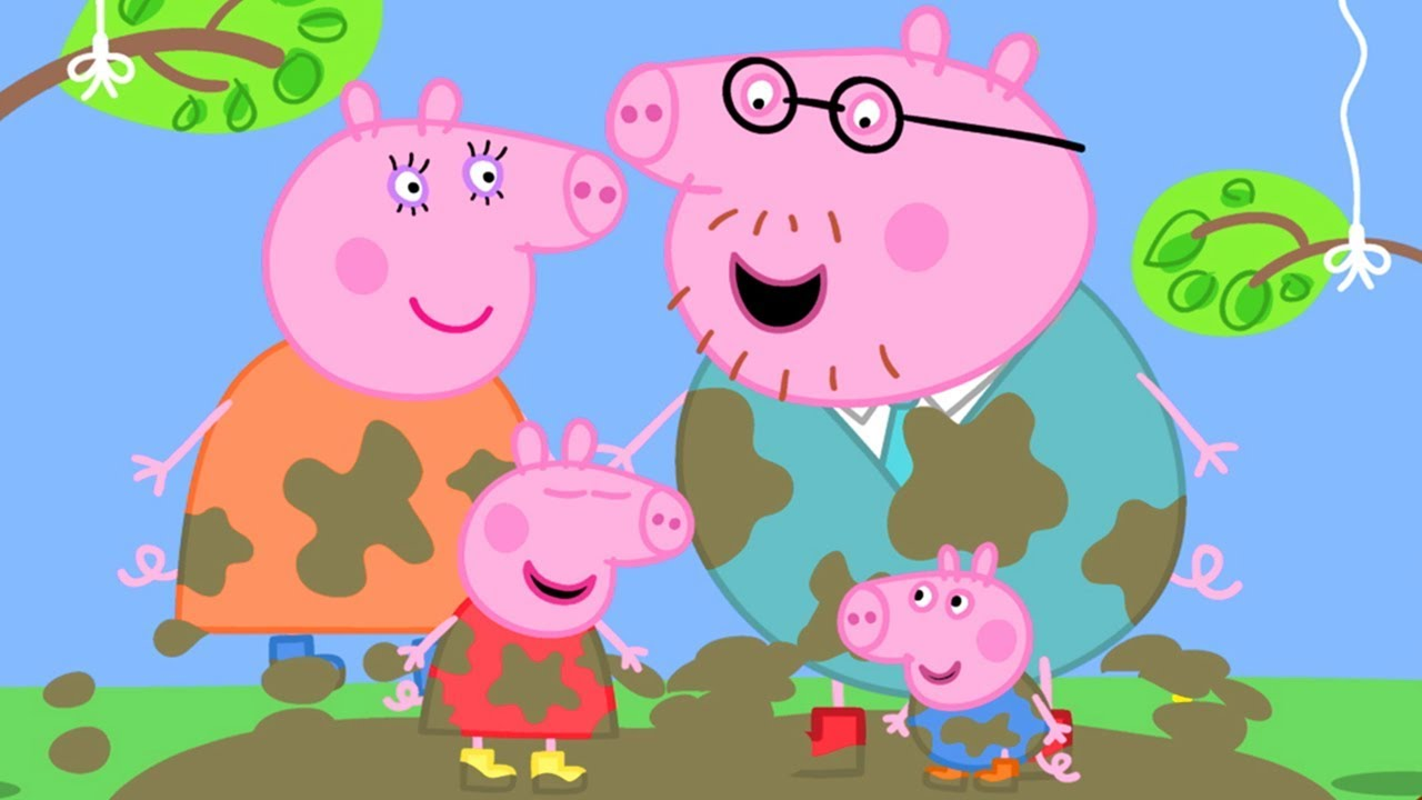 Peppa Pig Official Channel Meet Peppa Pig S Family