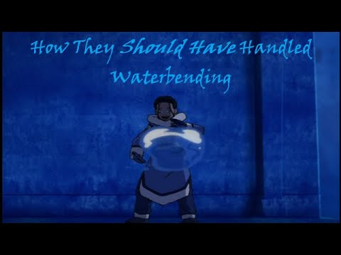 My Main Issue With Season One Of AVATAR: THE LAST AIRBENDER - How I Would Have Handled Waterbending