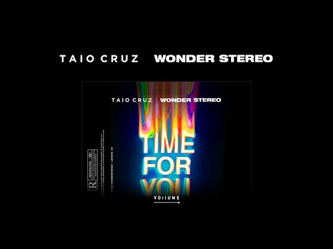 Taio Cruz - Time For You (Official Audio) Ft. Wonder Stereo