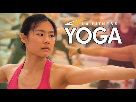 Yoga | A Group Fitness First Look | LA Fitness