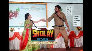 The Best ever SHOLAY PARODY