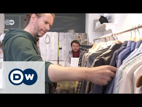Upcycling in Berlin - old becomes new| Discover Germany