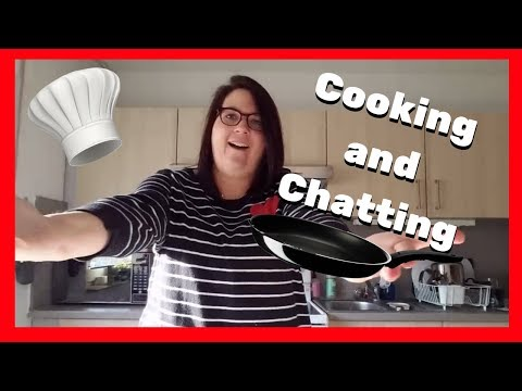 Cooking And Chatting | STATIONED IN GERMANY