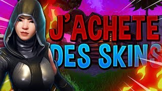 I BUY THE SKIN ' DESTINÉE ' ON THE FORTNITE BOUTIQUE!! #8