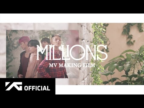 WINNER - 'MILLIONS' M/V MAKING FILM