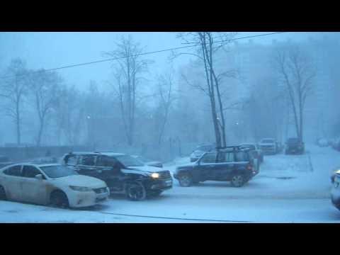 Zima w Rossii / Winter in Russia