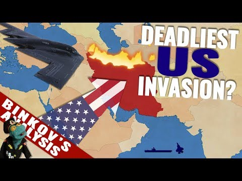 Could US invade Iran?