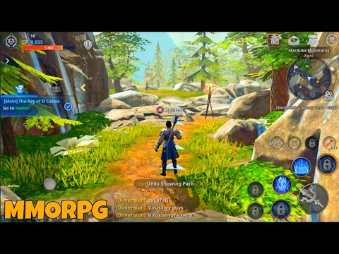 Top 5 MMORPG No Pay To Win For Android & IOS