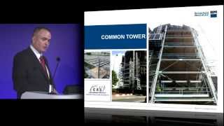 """CTBUH 2013 London Conference - Geoff Pontefract, """"High-rise Construction over the Past 20 Years"""""""