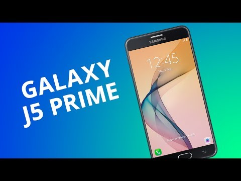 Samsung Galaxy J5 Prime (2017) [Análise / Review]