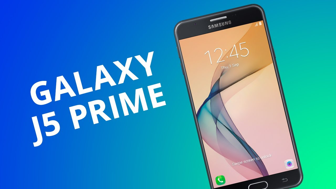 Samsung Galaxy J5 Prime (2017) [Análise / Review]
