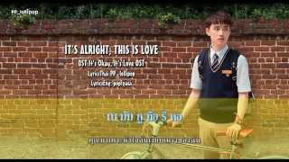 Cover images [KARAOKE/THAISUB] Davichi -  It's alright This is Love (OST.It's Okay That's love)
