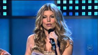 Fergie - Finally (Live Dick Clark New Year's Rockin' Eve)