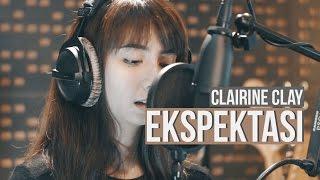 Video Clairine Christabel - Ekspektasi (Cover) Kunto Aji download MP3, 3GP, MP4, WEBM, AVI, FLV Maret 2018