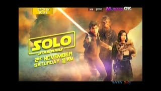 Solo: A Star Wars Story (2019) Hindi Dubbed Promo