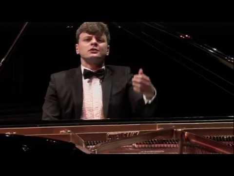 R. Schumann Waldszenen, op. 82, played by Georgy Tchaidze