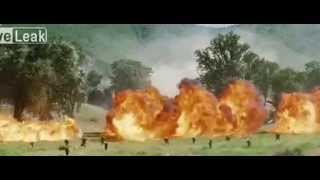 Intense War Scene - Broken Arrow! We Were Soldiers (2002)