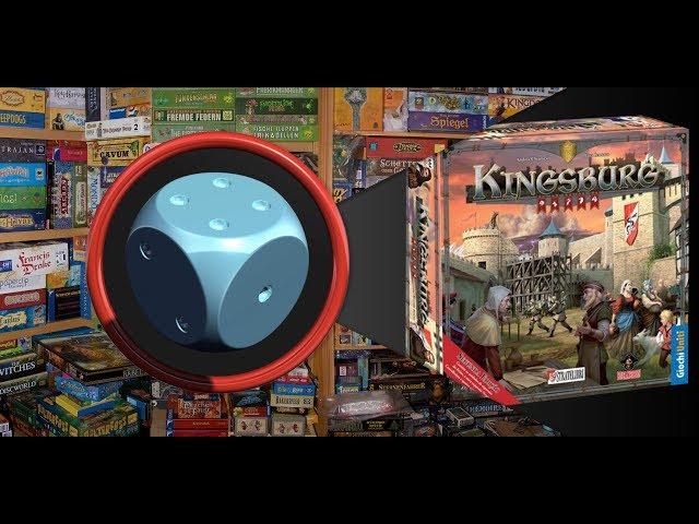 Kingsburg - Como Jogar