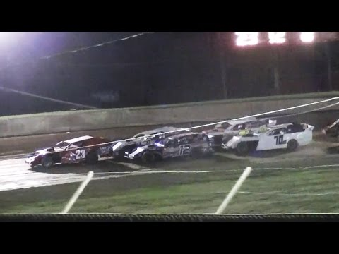 Econo Mod Feature | Eriez Speedway | September Sweep | 9-23-16