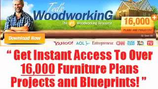 Teds Woodworking Plans Review ~ Christmas Woodworking Patterns