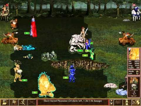 Heroes of might and magic iii: in the wake of gods.