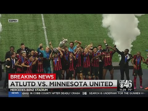 Atlanta United Continues Winning Streak With U.S. Open Cup