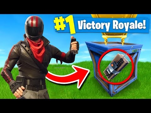 TROLLING With *NEW* REMOTE EXPLOSIVES In Fortnite Battle Royale