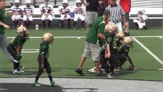 pinelands ayf 7 year old mm vs toms river mm 8 2012