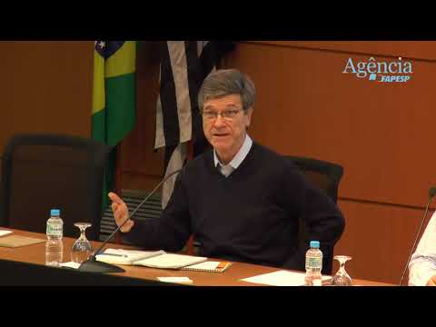 Talk by Jeffrey D. Sachs: The age of Sustainable Development