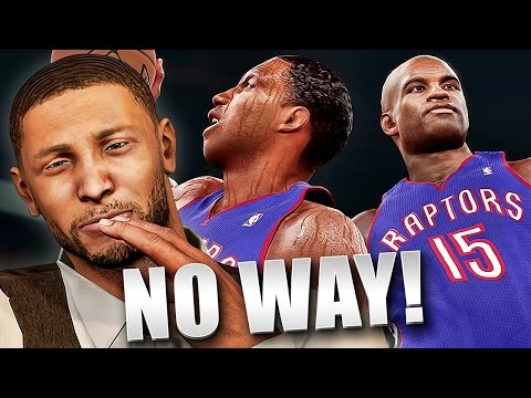 NBA 2K16 Raptors MyGM - Naked GM Hired To Do The Impossible! Keep T-Mac & Vince Carter!