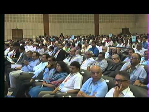 Gujarat CM attends convention of business houses of Gujarat held by GCCI