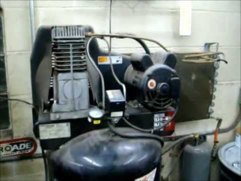 DIY Compressed Air Dryer | MIG Welding