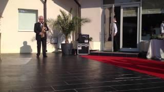 MCEvents Romania - Radu Horomnea- saxofon cover