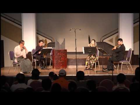 Spring Breathes II《春之氣息Ⅱ》for Korean, Chinese and Japanese wind instruments