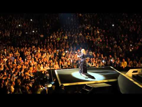 Adele - Manchester Arena - 11th March 2016 - When We Were Young