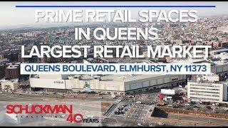Prime Queens Center Mall Perimeter Properties, Queens, NY – Schuckman Realty Inc