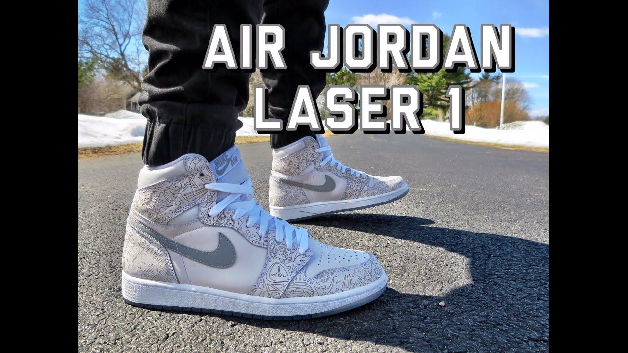 jordan 1 laser