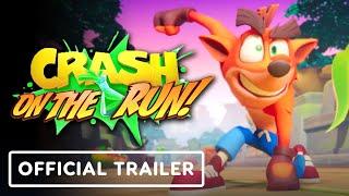 Crash Bandicoot: On the Run! - Official Announce Trailer screenshot 4