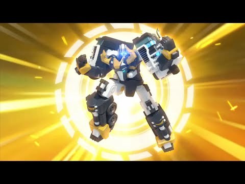 Jay and the Game of Doom - 128 | Tobot Galaxy Detective Season 1  | Tobot Galaxy| Full Episodes