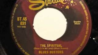 BLUES BUSTERS - THE SPIRITUAL JA 60