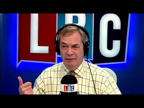 The Nigel Farage Show On Sunday: Is free speech under attack? (JRM Attack)  LBC - 4th February 2018