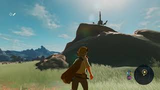 The legend of zelda breath of the wild total world