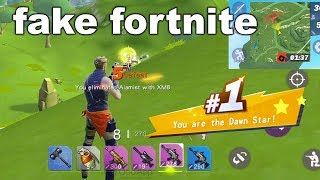 I Played The WORST Fortnite Rip-Offs EVER...