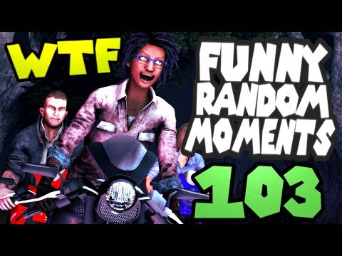 Dead by Daylight funny random moments montage 103