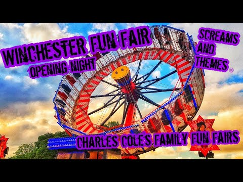 Winchester Garrison Grounds Fair  Charles Coles Family Fun Fairs  June. 2018