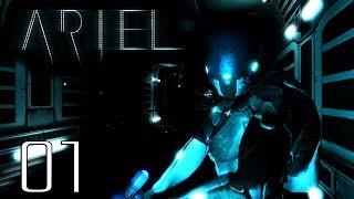 ARIEL [001] [Abenteuer auf dem Mond des Uranus] Let's Play Gameplay Deutsch German thumbnail