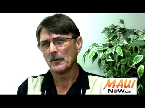 Peter Milbourn Maui Mayor Candidate Profile MauiNOW.com by Wendy Osher.mp4